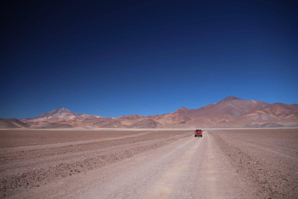 road trip copiapo nevado 3 cruces chili