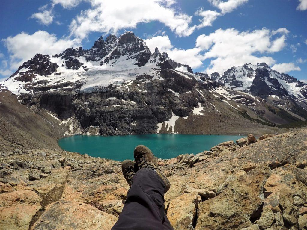 Hiking cerro castillon northern patagonia chile