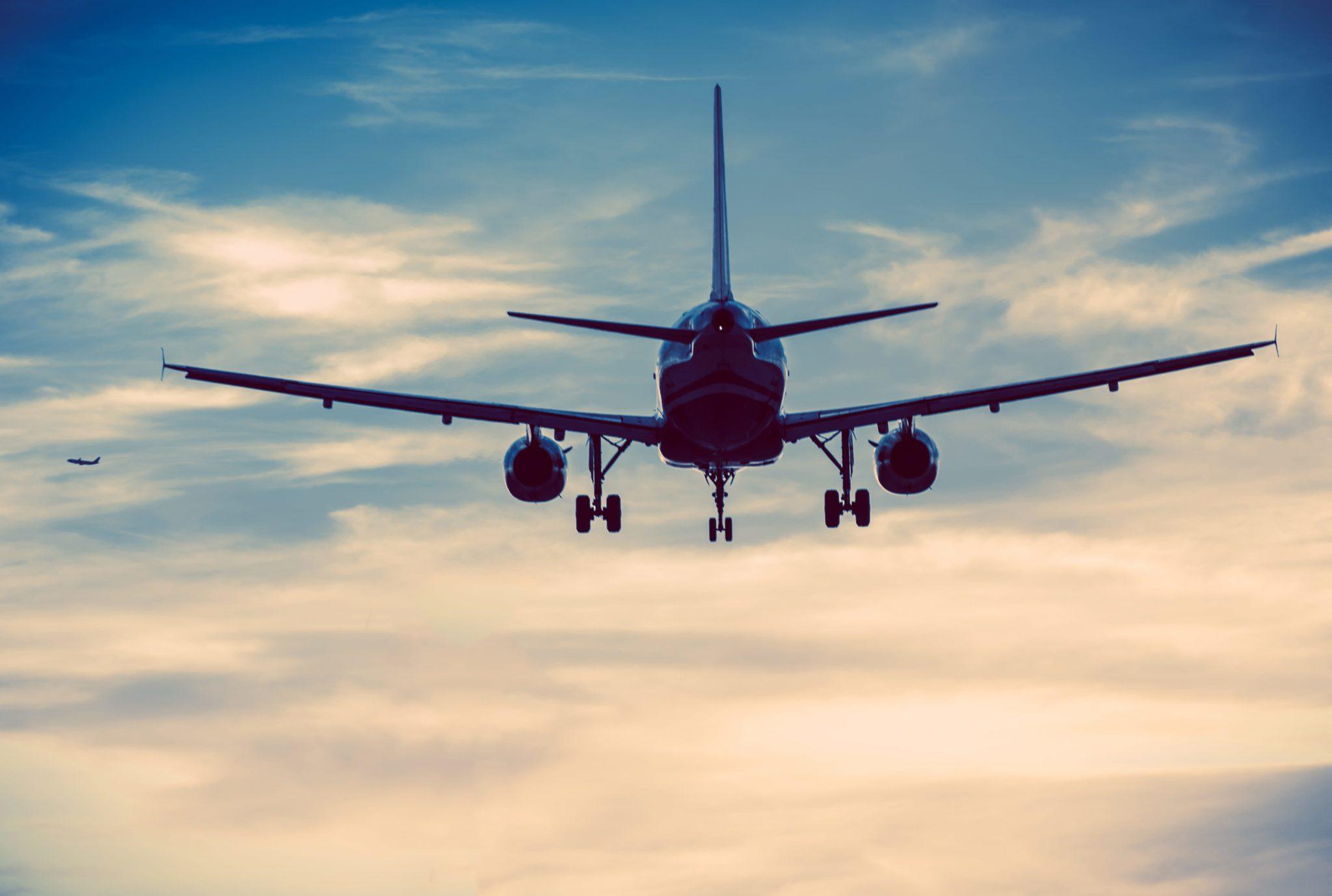 avion decolage