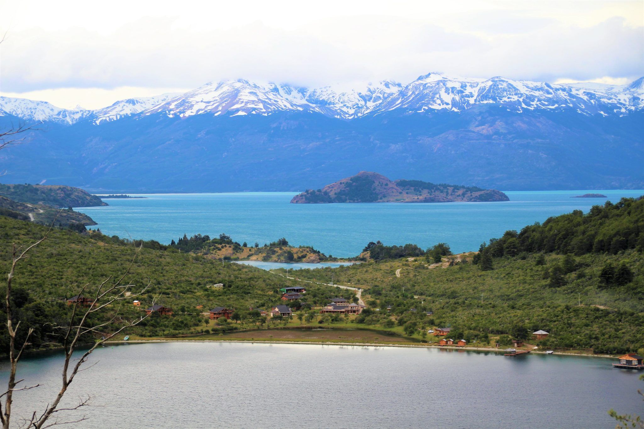 route australe lac general carrera travelcoachchile chili patagonie