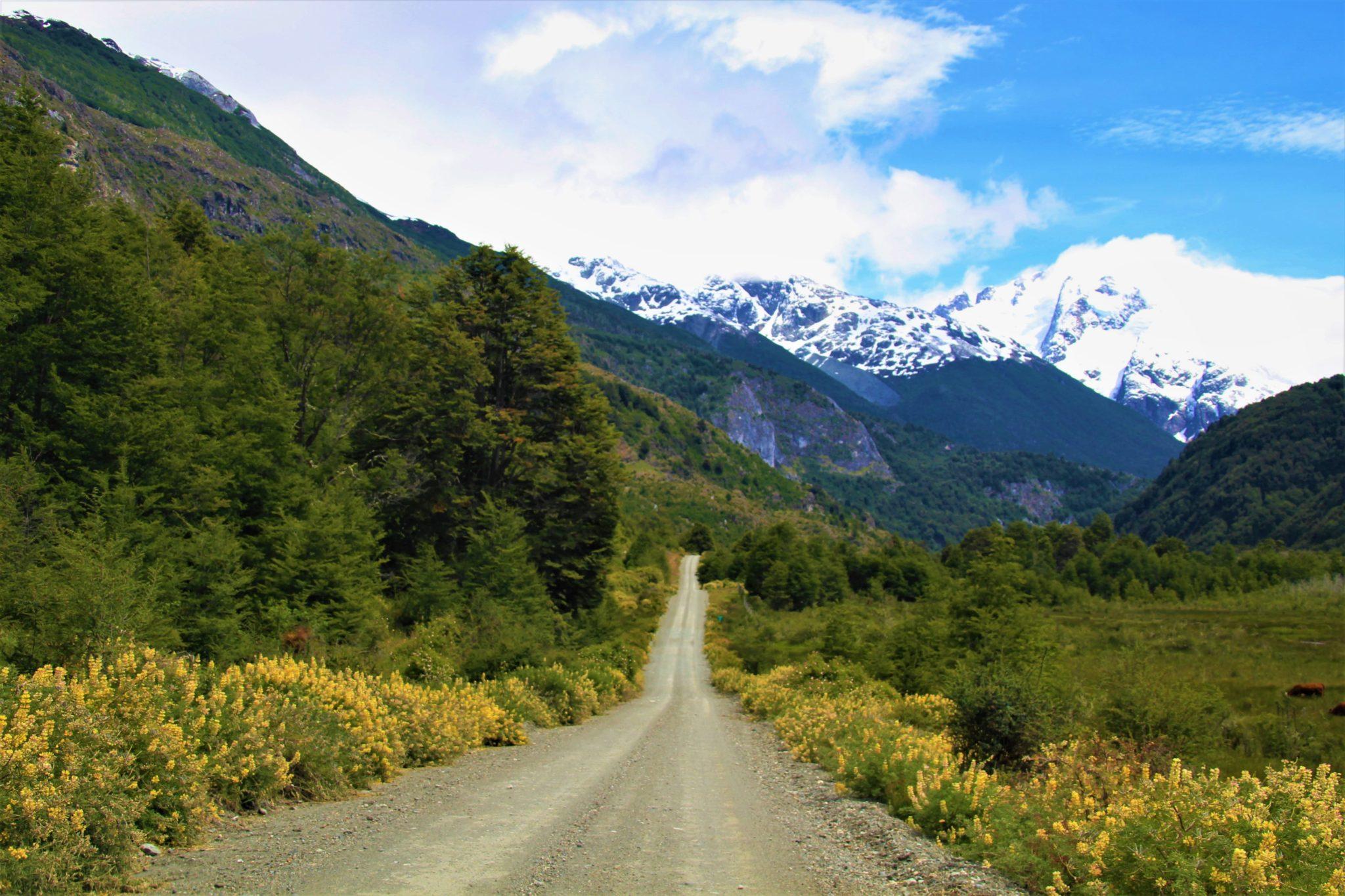 Carretera Austral vallee exploradores patagonia chile