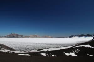 Sollipulli vue sur le glacier volcan araucanie travelcoachchile