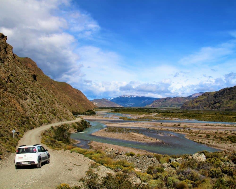 parque patagonia chili route piste route australe