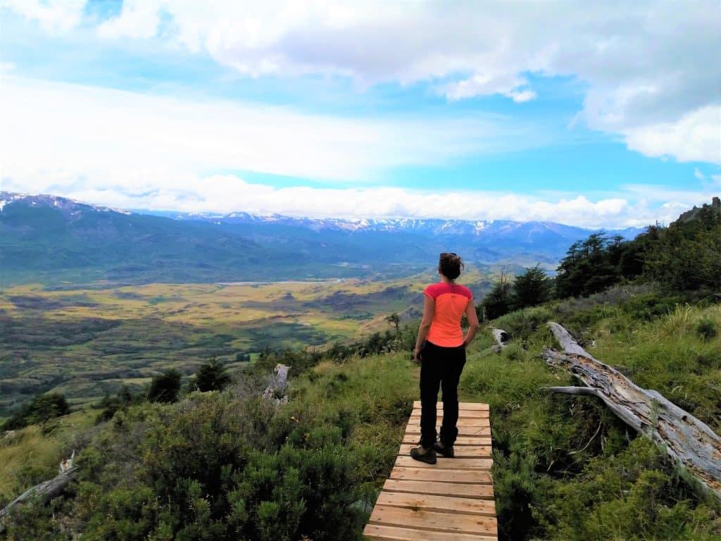 reserve cerro castillo hiking Carretera Austral travelcoachchile