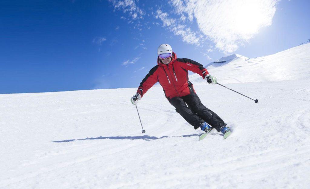 Ski domaine corralco ski au Chili