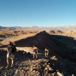 Randonnée vallée de la mort vallée de mars Atacama