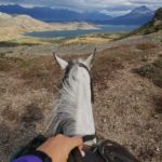 randonnée équestre balade cheval patagonie torres del paine laguna sofia