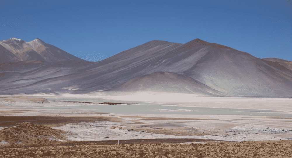 laguna tuyajto desert atacama