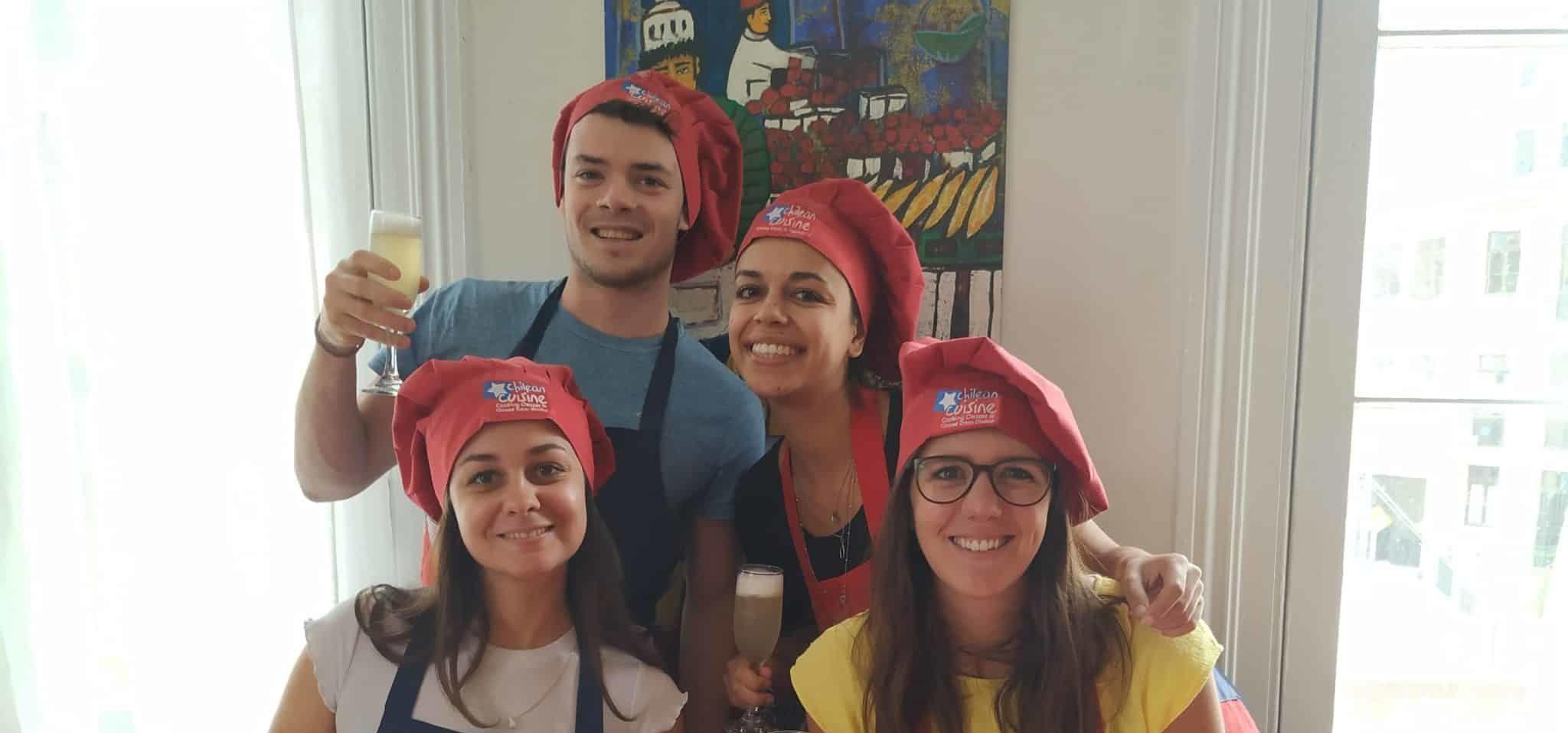 Equipe travelcoachchile cours de cuisine valpo
