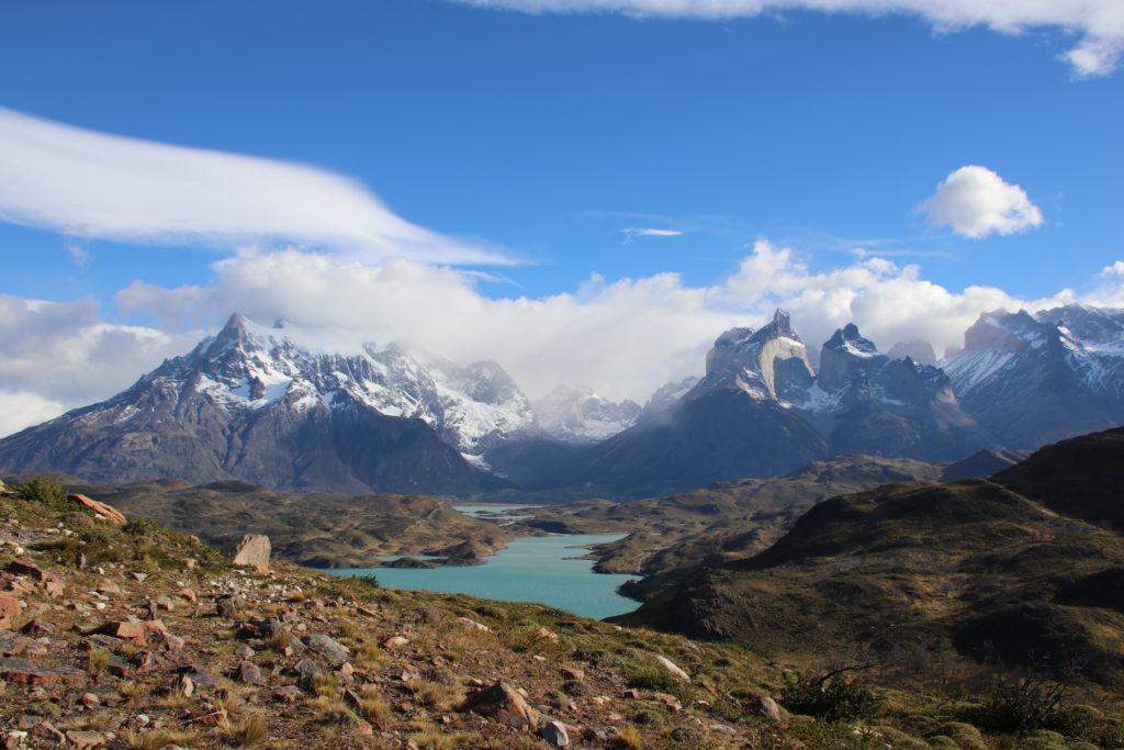 patagonia torres del paine chile