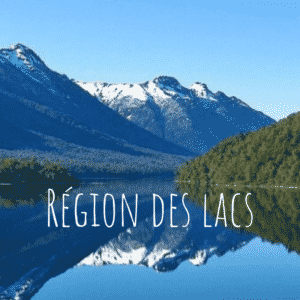 Région des lacs Chili