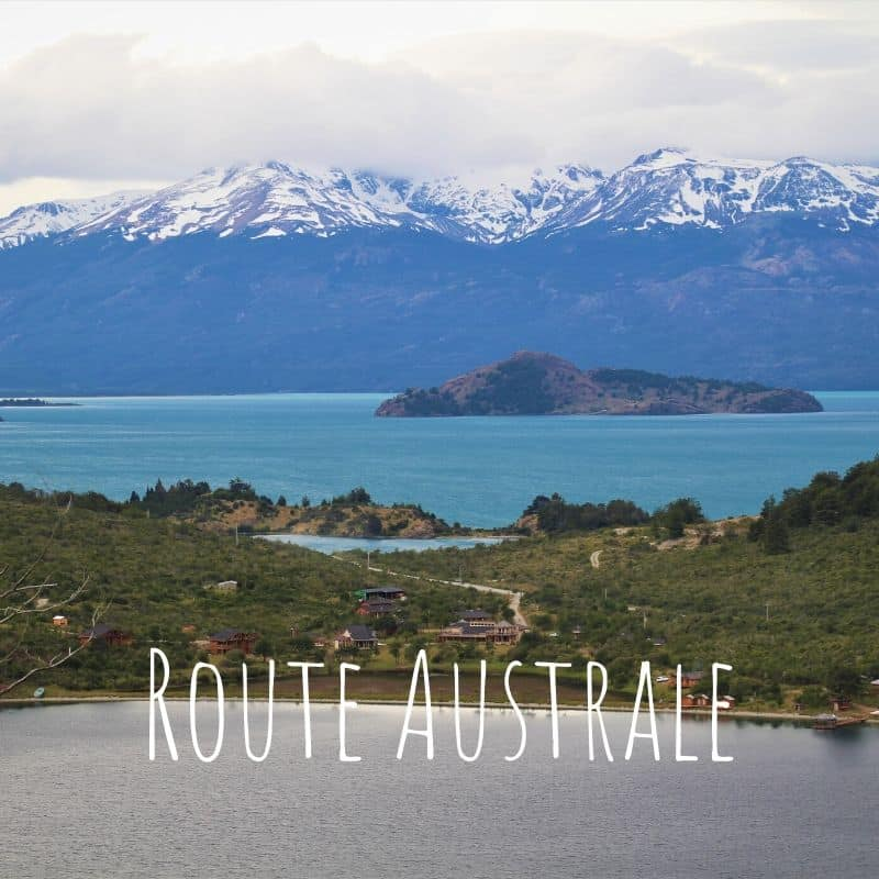 Voyage multi activités sur la route australe