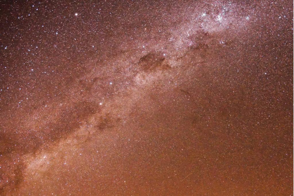 ciel étoile astronomie atacama