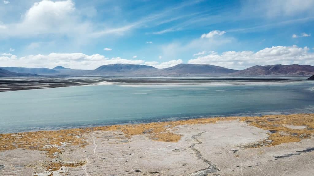 Laguna Lejia Atacama Chile