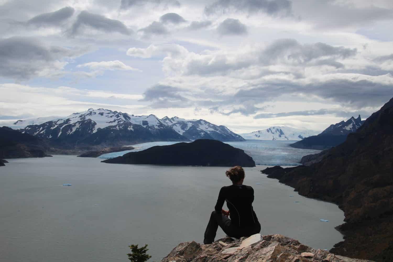 Mirador Lago et Glaciar Grey