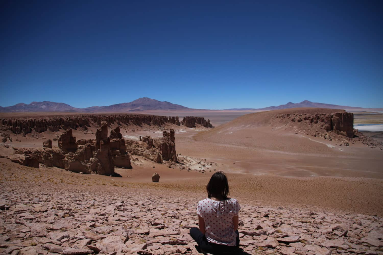 Salar de Tara Atacama Chile