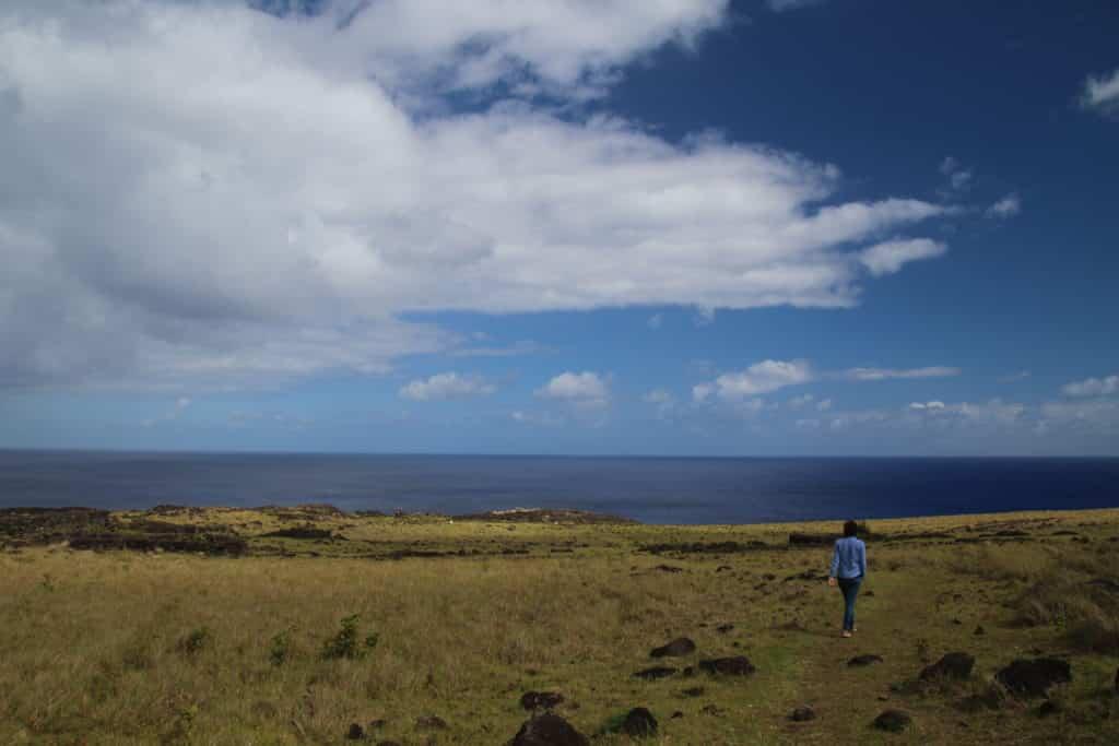 Rando island of easter