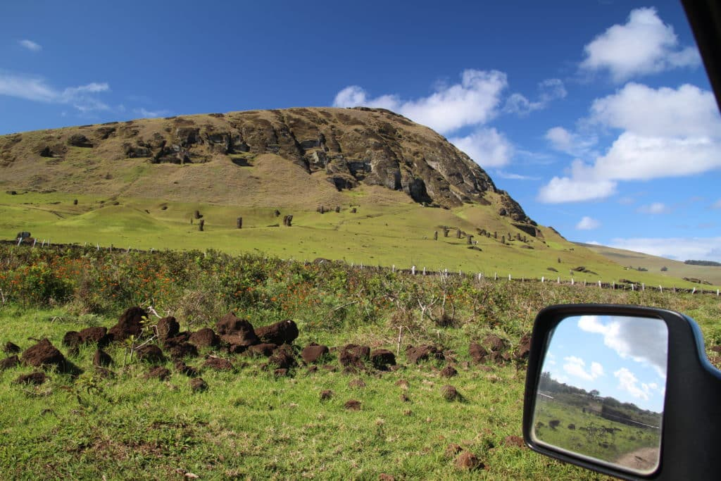 Easter island roadtrip