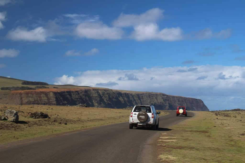 car rental easter island