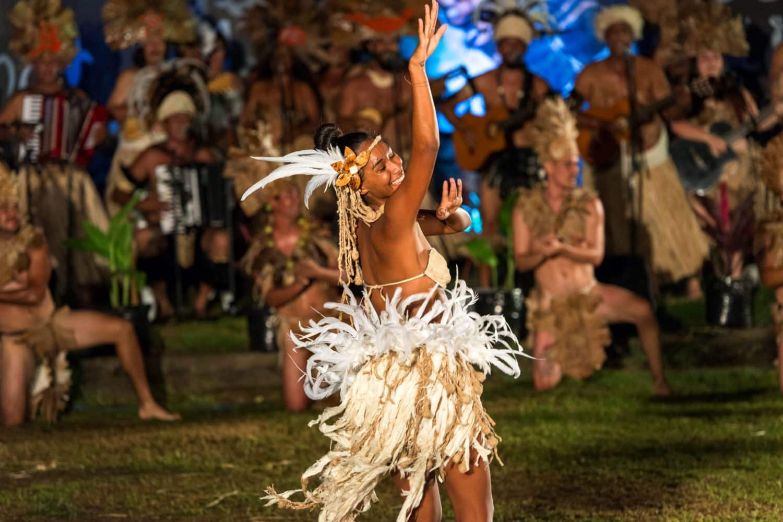 Tapati Ile de Paque traditions