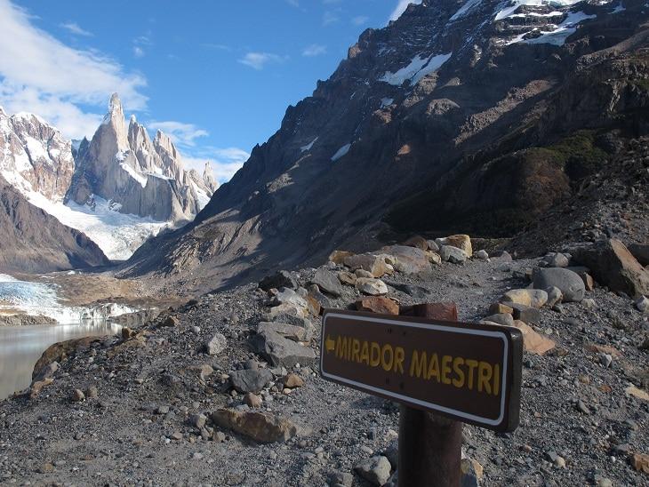 Trek El Chalten Argentine Patagonie