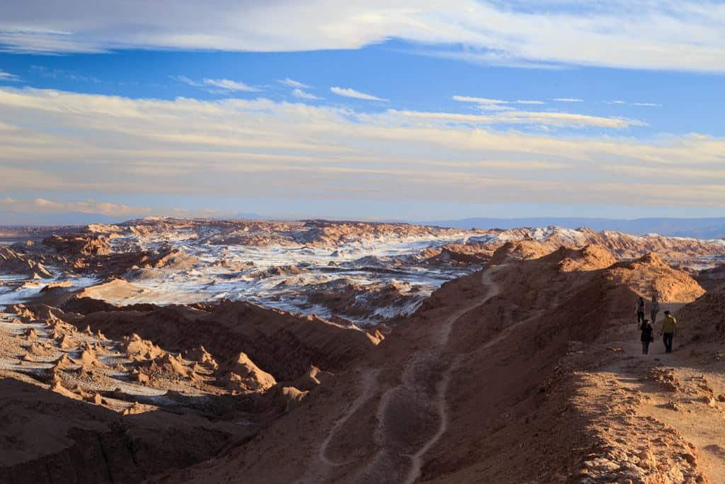 Vallée de la mort CHile Atacama
