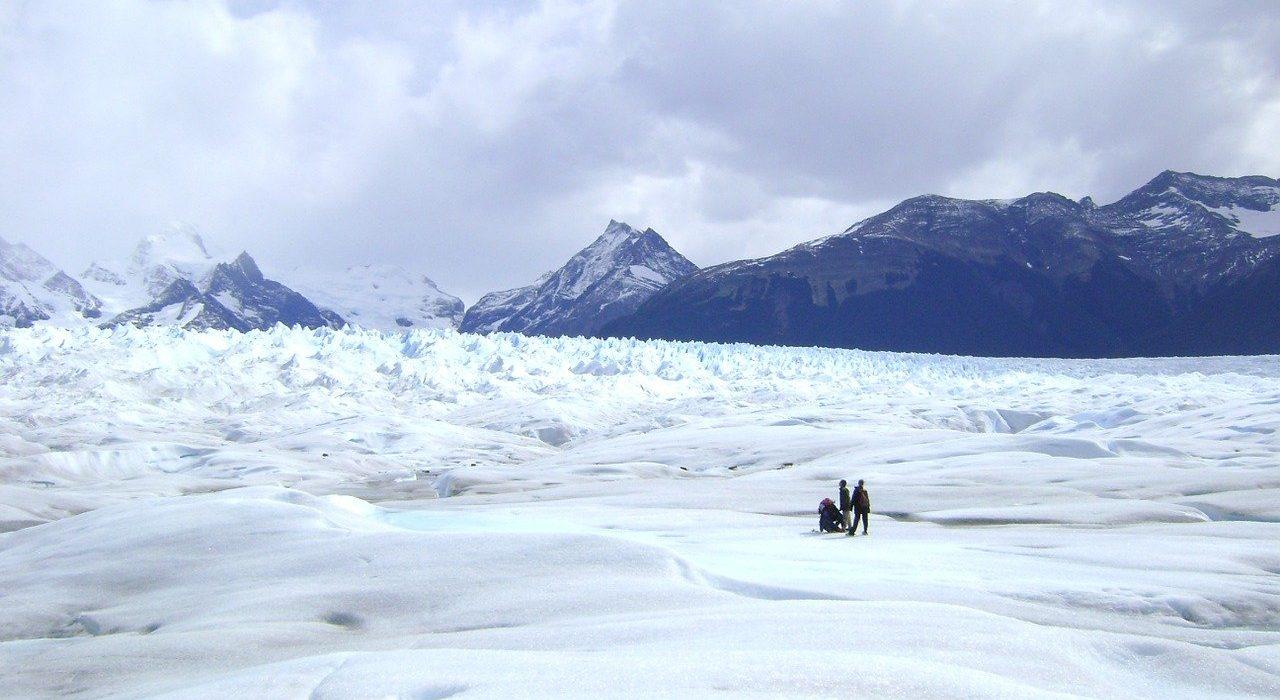 Glacier El Calafate Argentine Patagonie