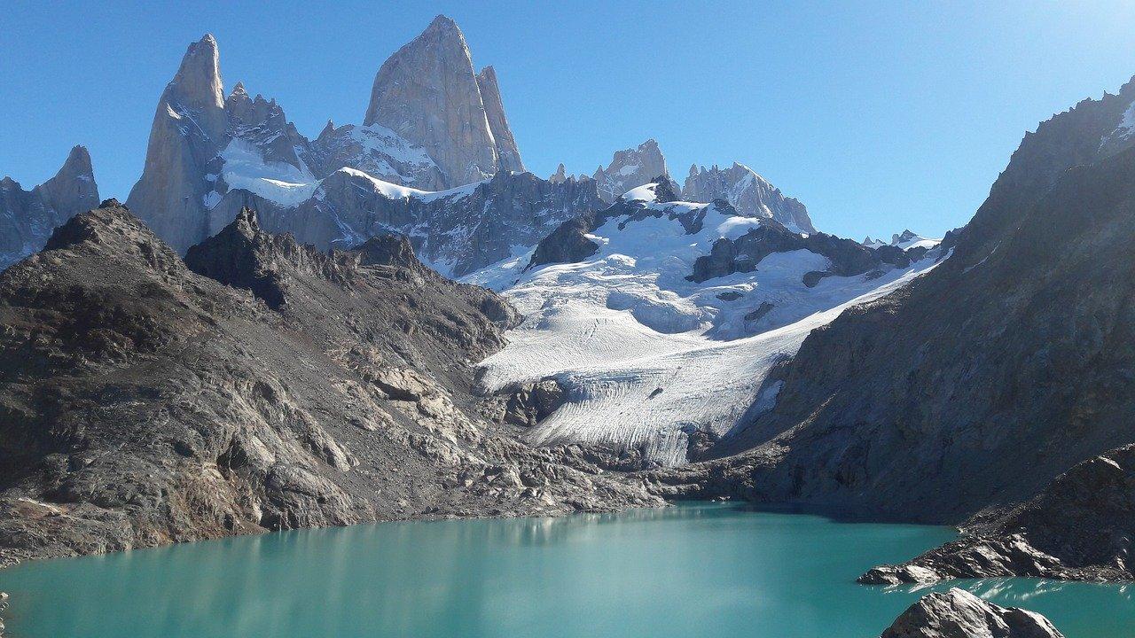 Laguna de los Tres El Chalten Patagonie Argentine