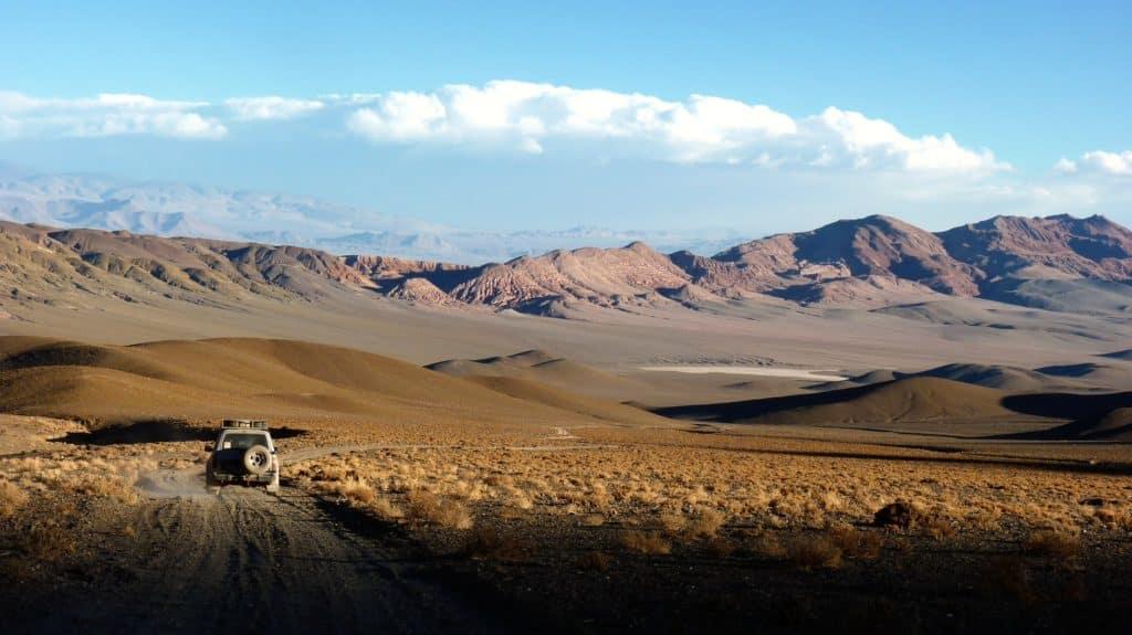 Roadtrip dans le nord du chili
