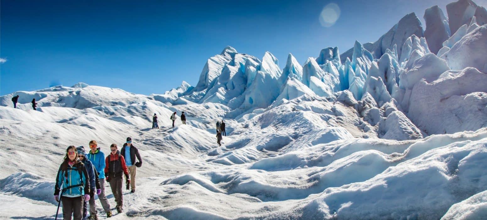 Trek Perito Moreno Patagonie