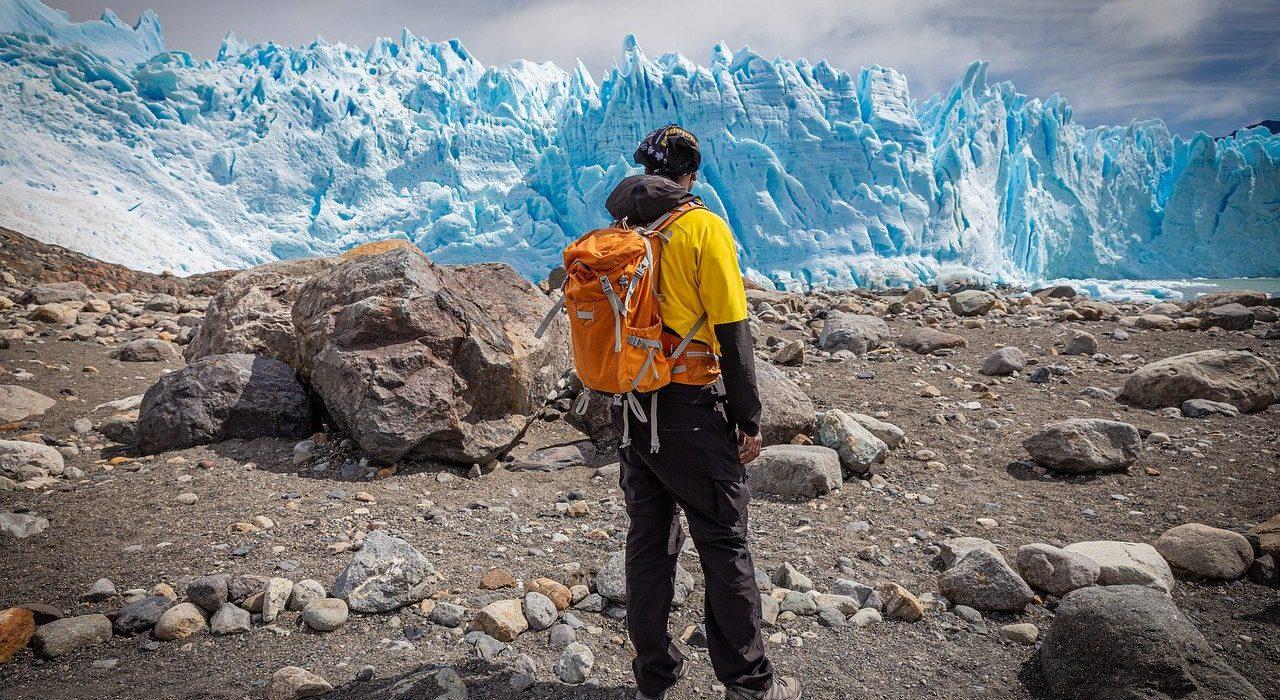 Randonnée Perito Moreno Glacier Patagonie Argentine