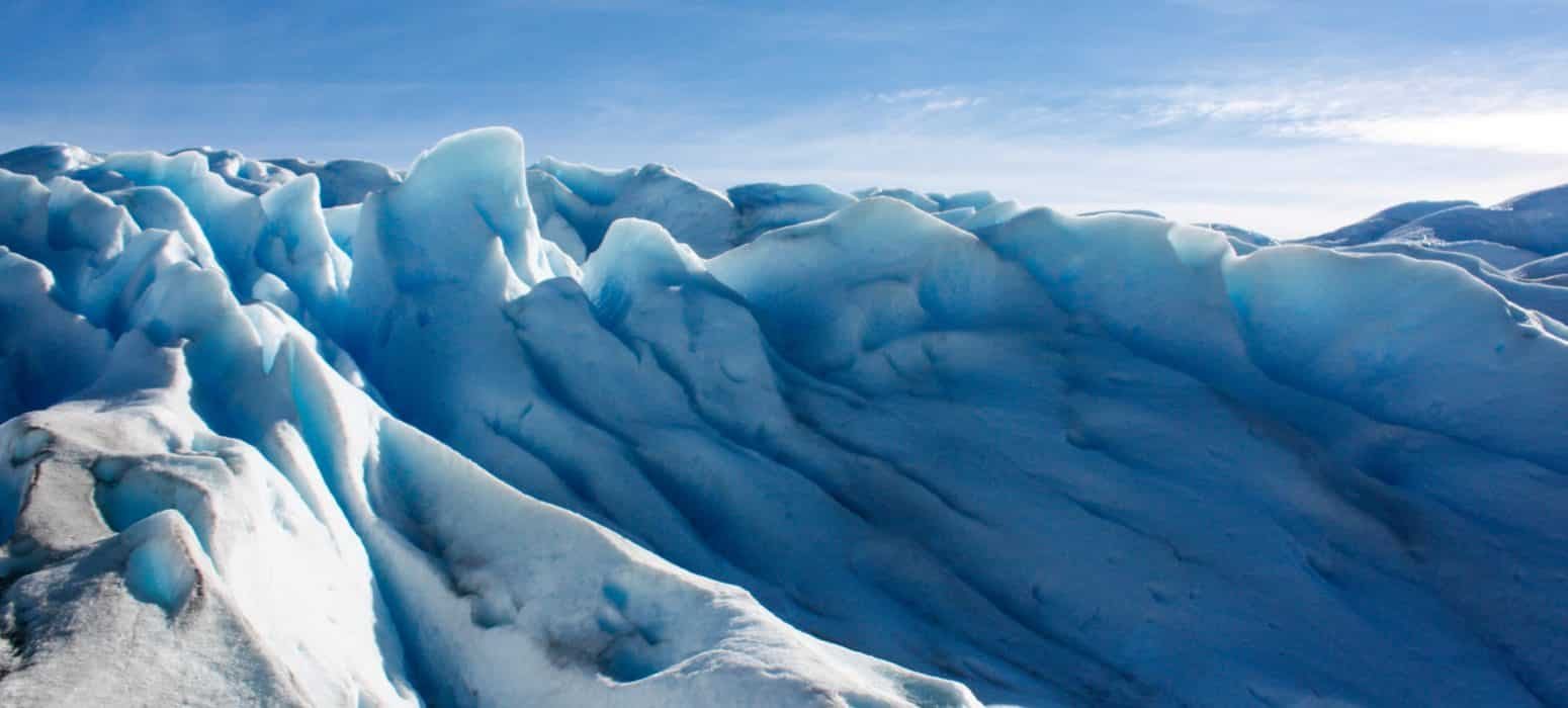 Glacier Patagonie Argentine randonnée trek