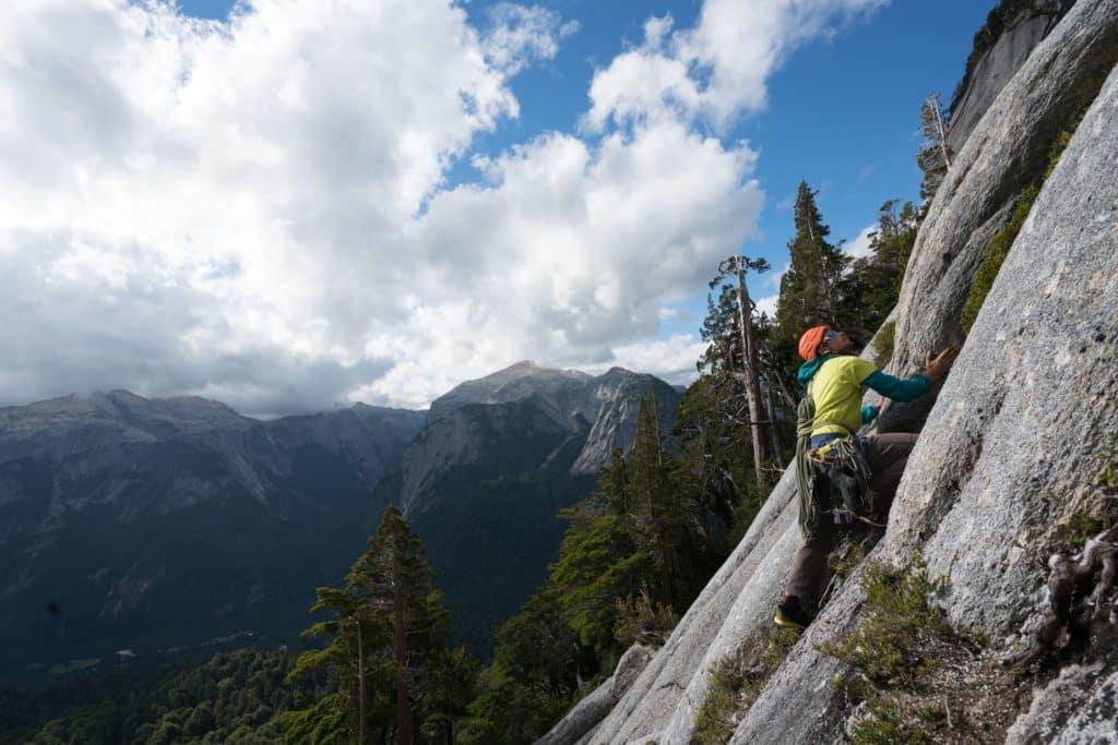 cochamo climbing