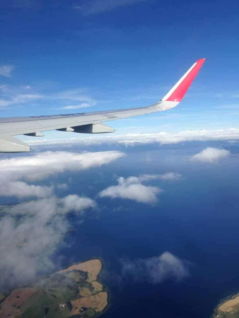 avion puerto montt chili