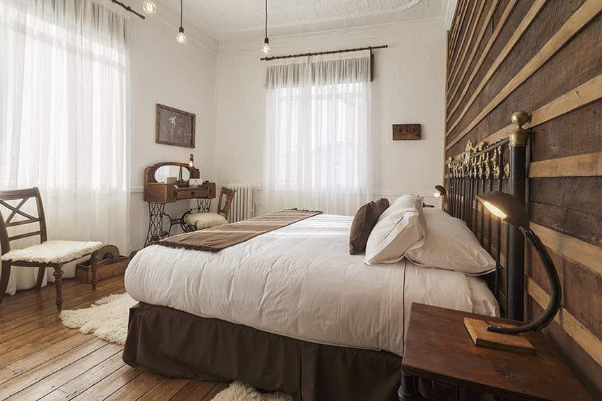 Chambre de La yegua loca hotel