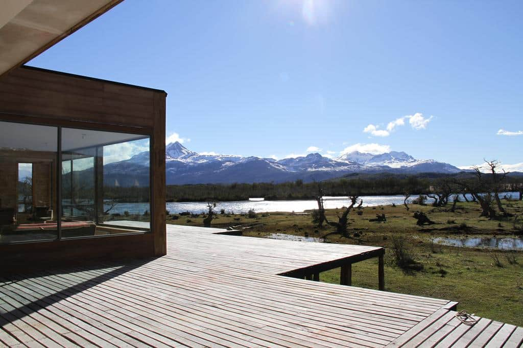 Pampa Lodge hotel patagonia torres del paine