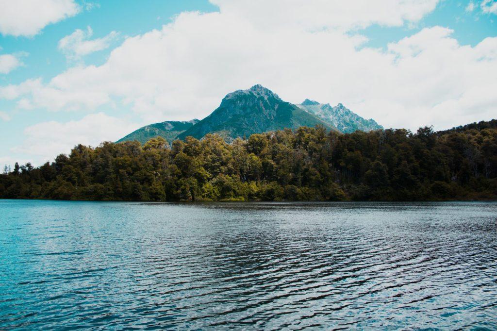 bariloche lac argentine