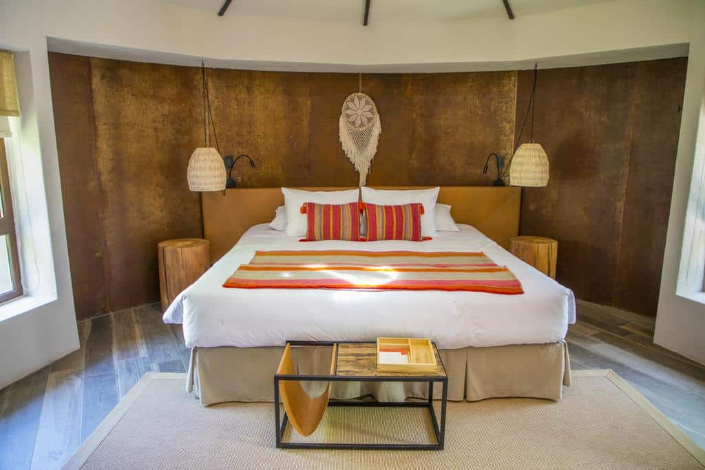chambre hotel desertica san pedro atacama chili luxe