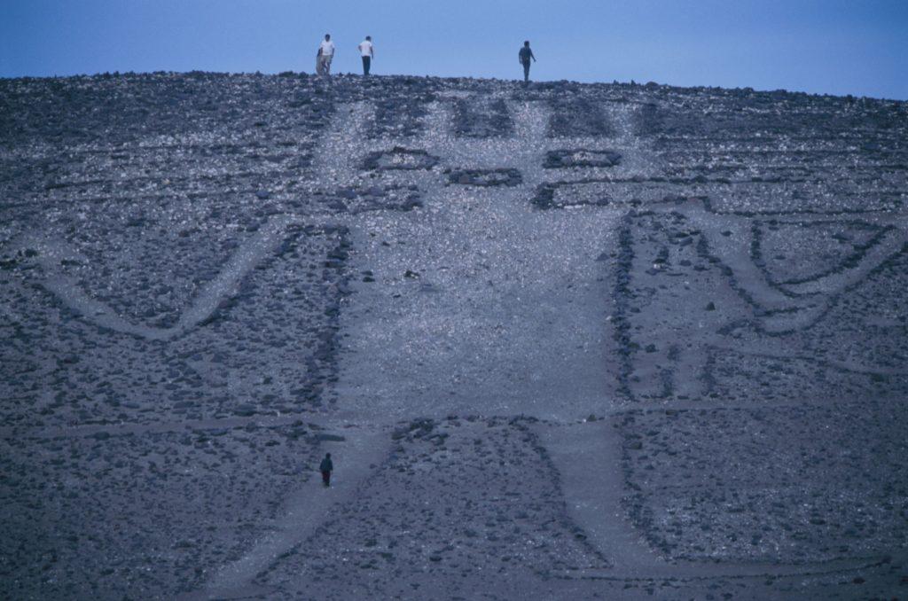 Le géant d Atacama, geoplyphe mystérieux du Chili