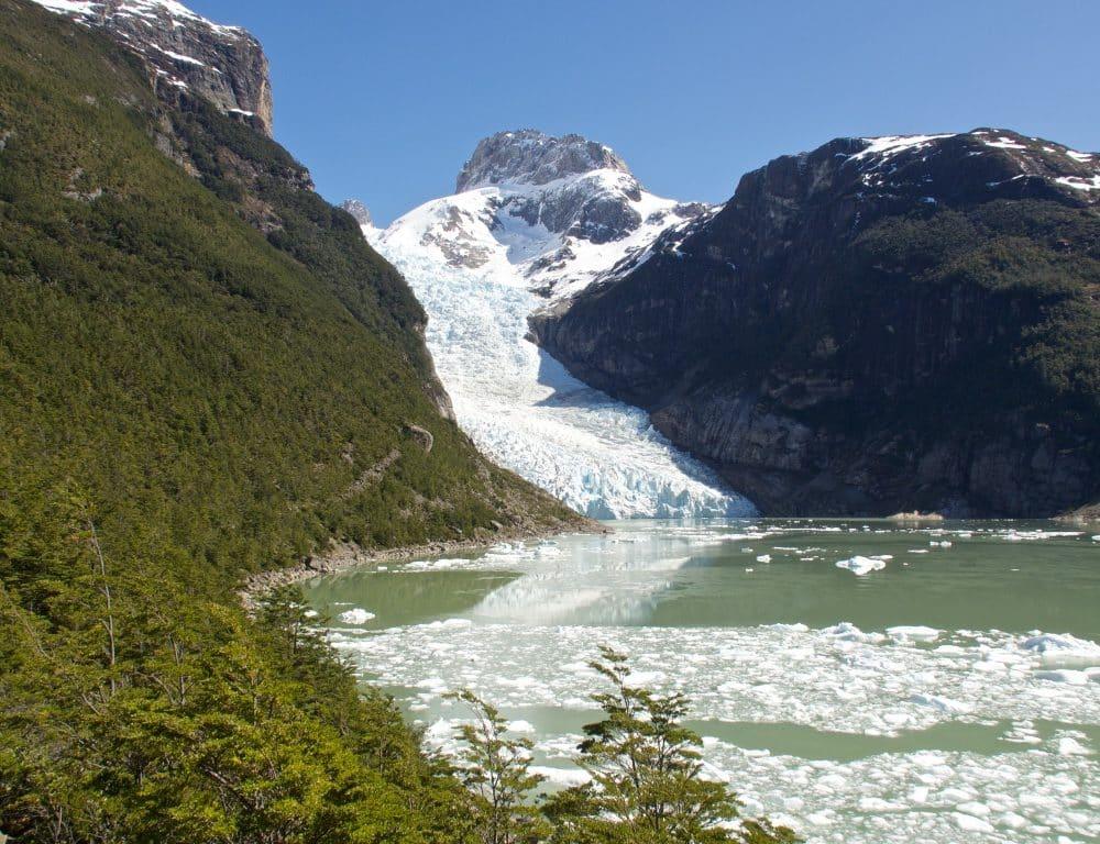 glacier serrano patagonie