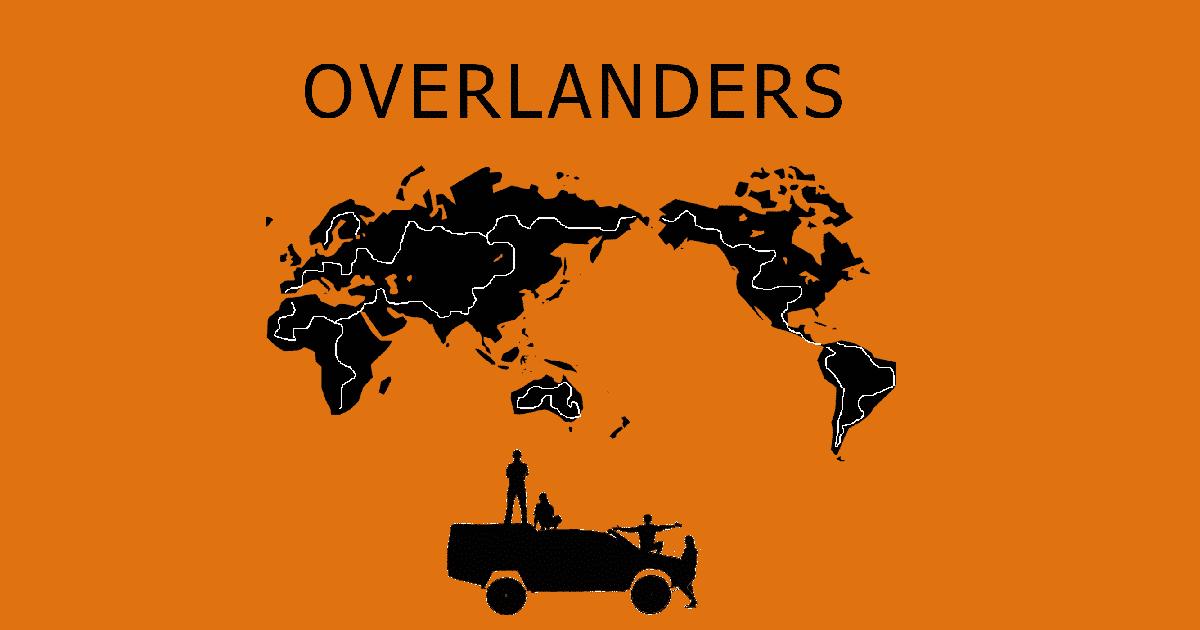 overlanders podcast