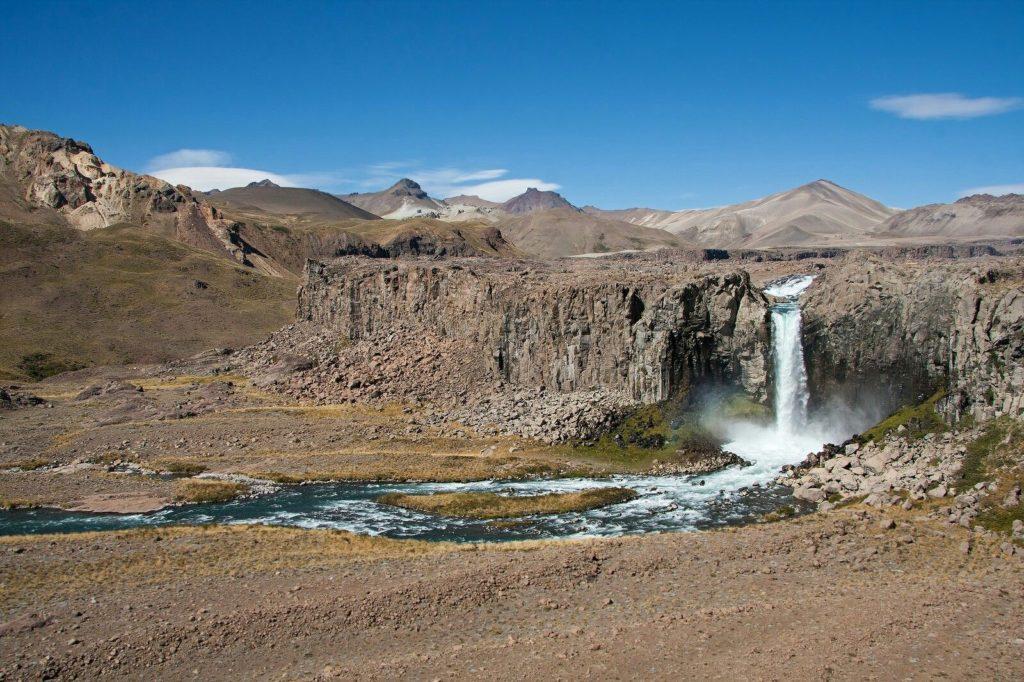 valle de los condores region del maule