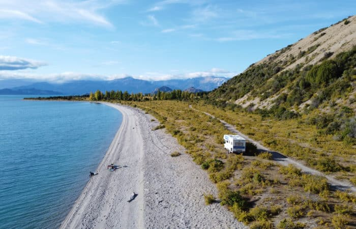 famille tour du monde en camping car chili patagonie