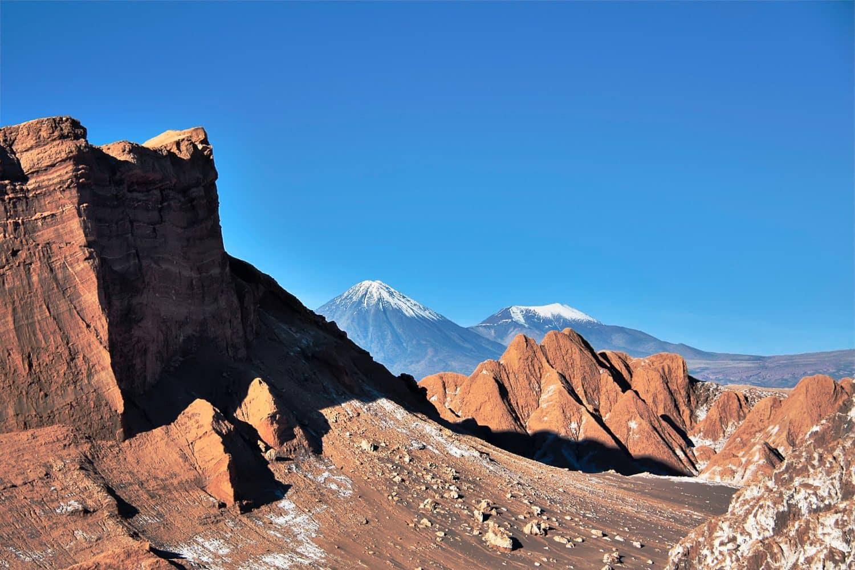 desert d atacama chili vallée de la lune volcan licancabur