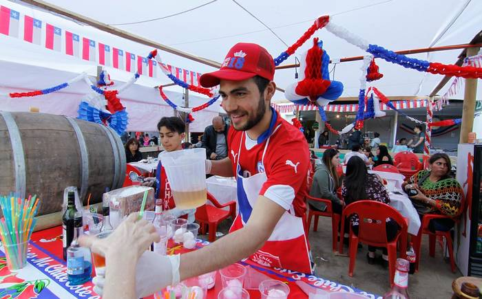 fonda fiestas patrias chile