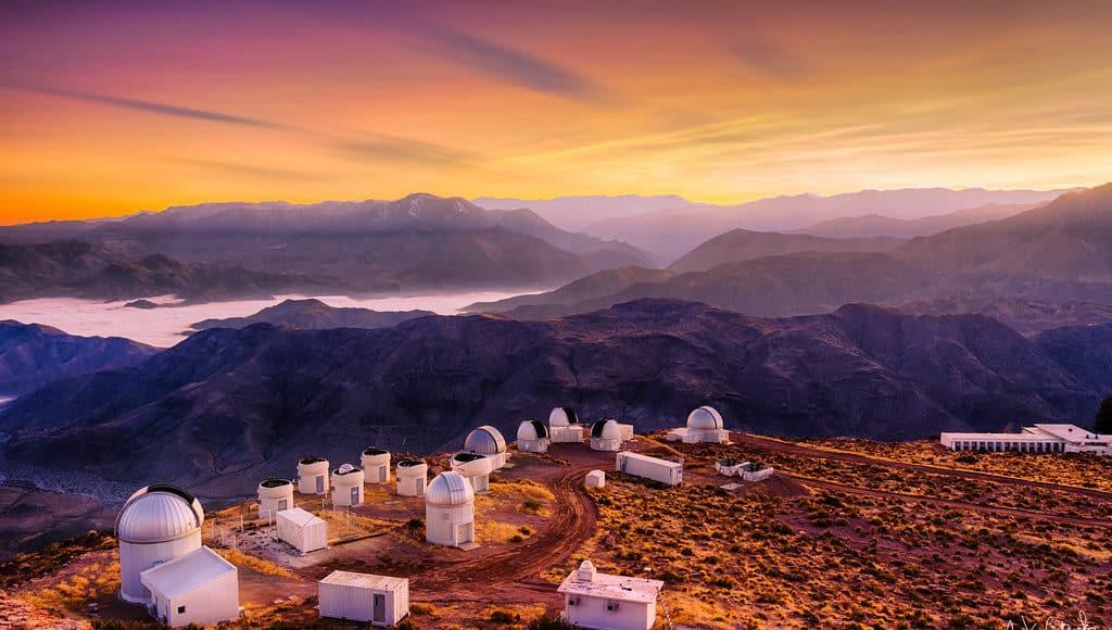 la silla observatoire astronomique