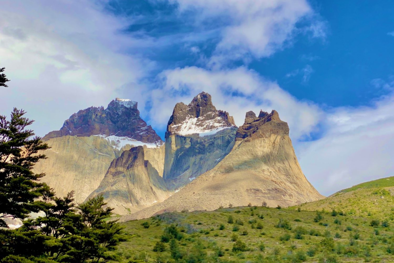 Les montagnes Patagonia