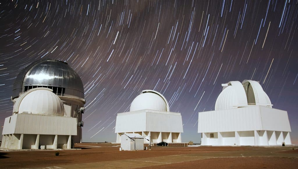 Observatoire astronomique Cerro tololo