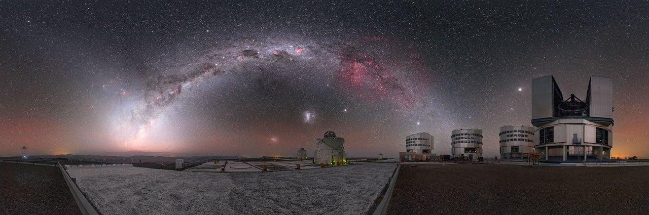 Paranal observatoire