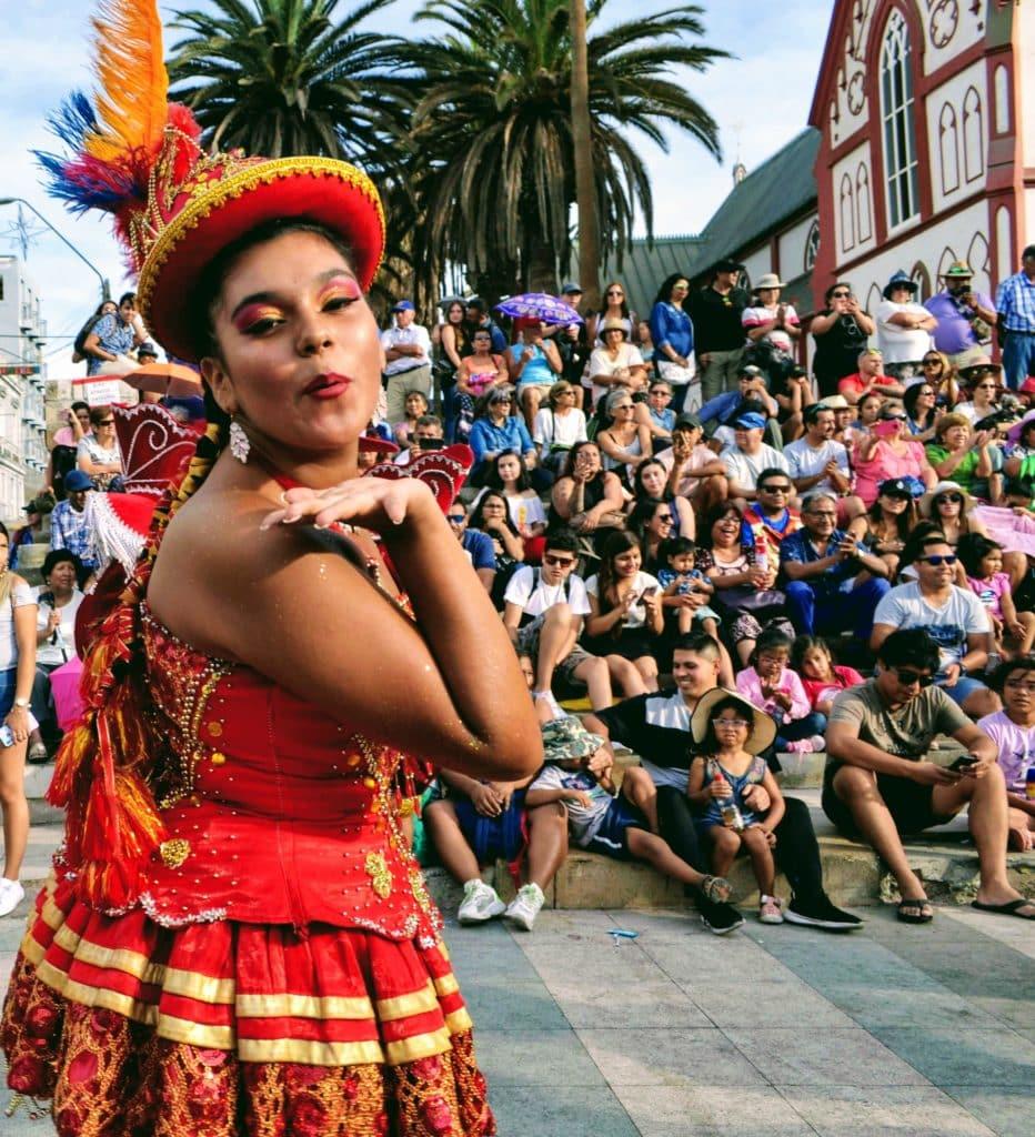 Magali Herrou - Carnaval Arica